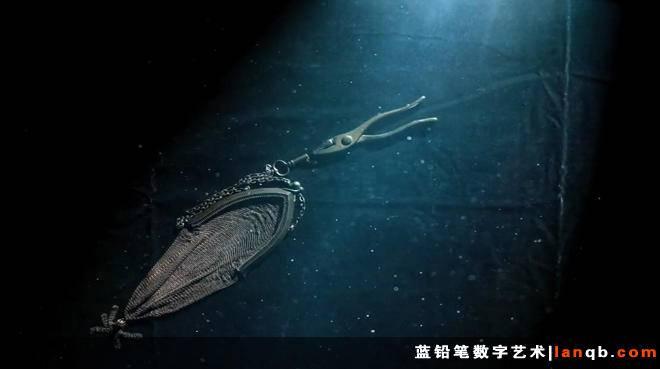 PES的幽深海底世界
