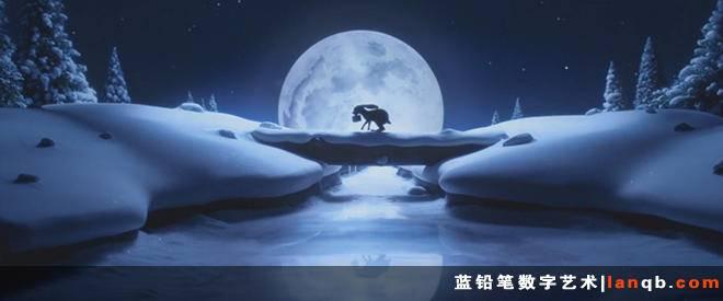 定格+纸品动画《The Bear & The Hare》(附幕后视频)