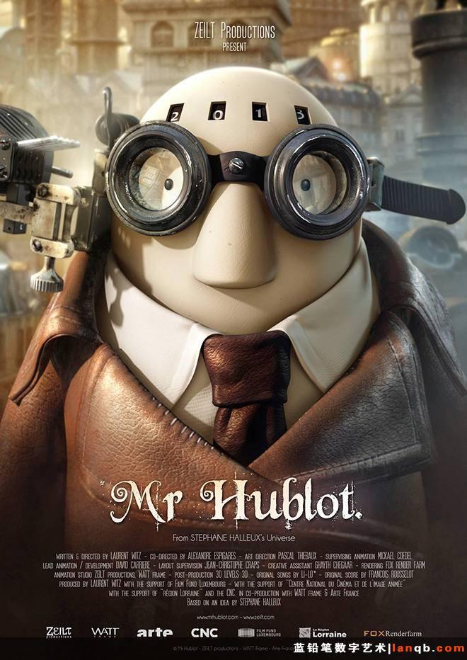 哈布洛先生(Mr. Hublot)