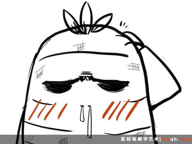 一只胡萝卜精