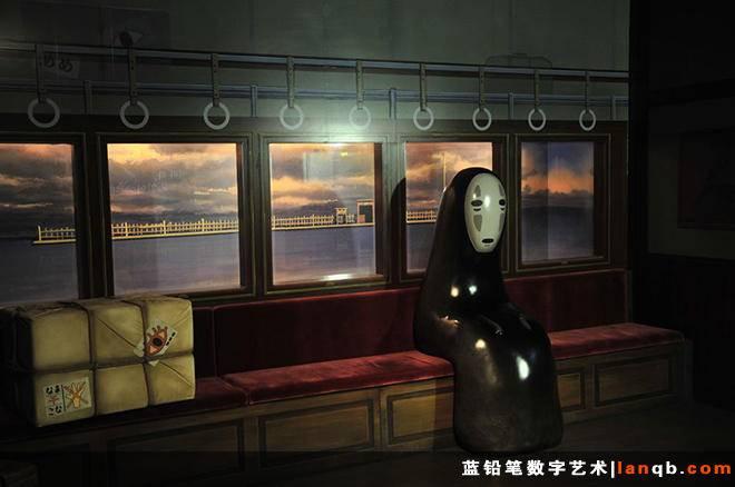 还原宫崎骏作品经典场景