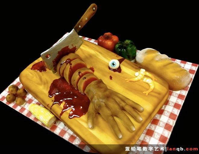 你相信这些图上的美食其实都是蛋糕吗