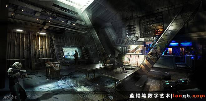 《命运》游戏原画+设计
