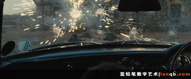 邦德的大胆冒险——《007:大破天幕杀机》的幕后制作