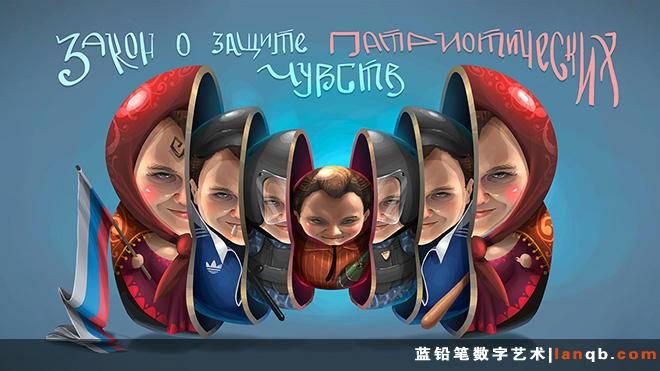 Nikita Bulatov作品荟