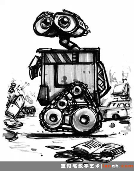 机器人总动员 WALL•E