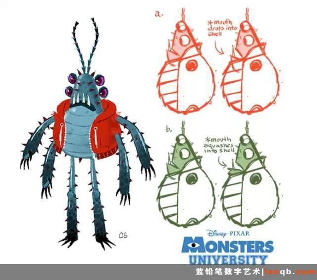 怪兽大学 Monsters University