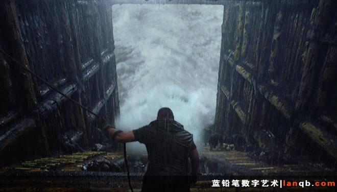 工业光魔《诺亚方舟:创世之旅》视效揭秘