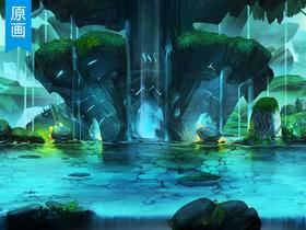 《花果山》场景原画视频凯时娱乐