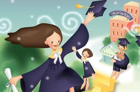 蓝铅笔毕业大礼包任性送,有的玩还有的学!