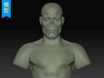 zbrush模型雕刻软件基础视频教程