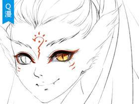 【十分绘画】灵气满满的动物眼睛SAI日漫凯时娱乐