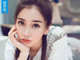 【奔跑吧绘画】Angelababy杨颖sai转手绘凯时娱乐