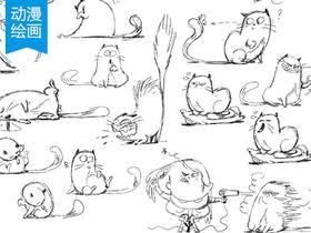 动漫绘画学习:动漫背景元素怎么画?