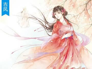 【古风插画】女性服饰PS案例教程_绘画教程