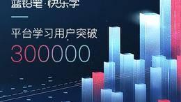 蓝铅笔,国内第一ACG绘画学习平台学员突破30万!