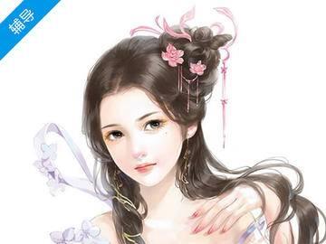 【古风辅导】古风女子的头发和刘海怎么处理?