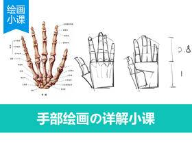 手的绘画详解SAI教程