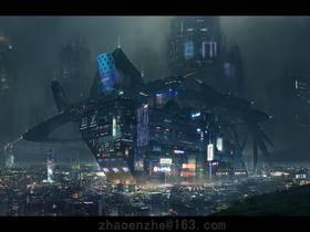 新作《暗夜都市》