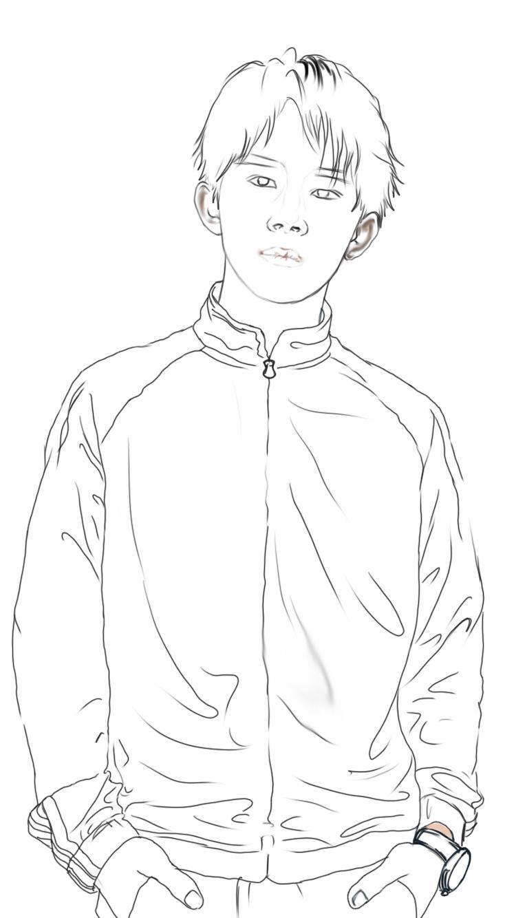 易烊千玺蓝铅笔 - 年轻人的线上绘画设计学习平台