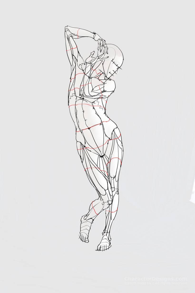 素材包括近三百张高清大图,涵盖人体头像,背部,腿部,手臂各部位的结构