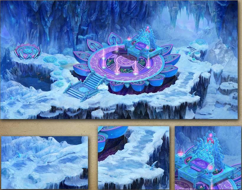 【守望先锋】游戏场景模型视频教程_绘画教程