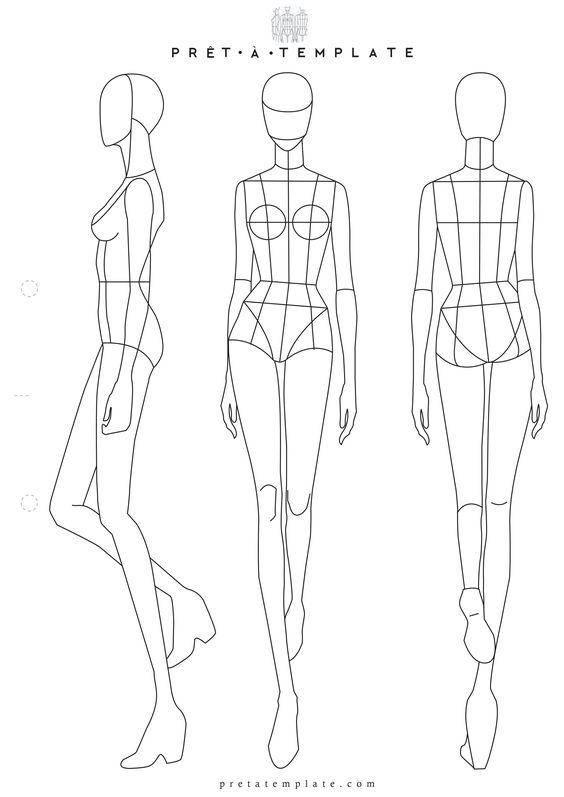 第10期【十分绘画】九头身人体手绘技巧基础教程_绘画教程