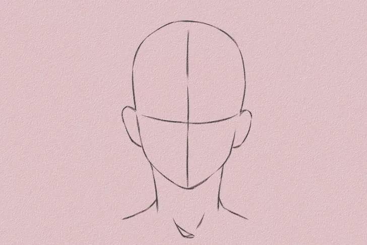 【手绘漫画】教你女孩纸头发的画法