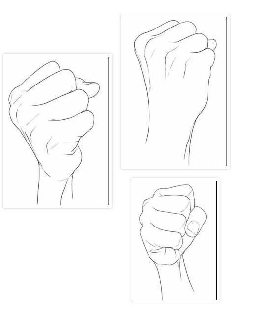 手部是人体结构中重要的部位 不同的动作可以展示各种手部形态 或直