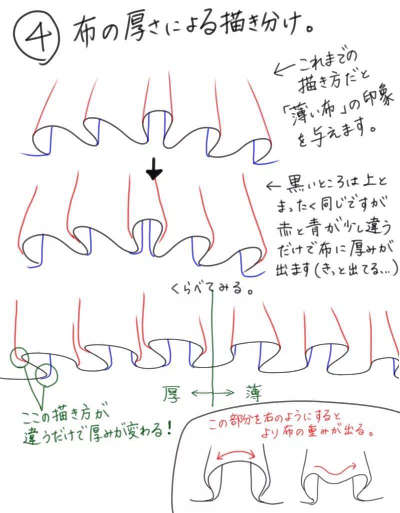 铅笔荷叶画法步骤
