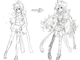 【翻译教程】受欢迎的角色设计元素_绘画教程