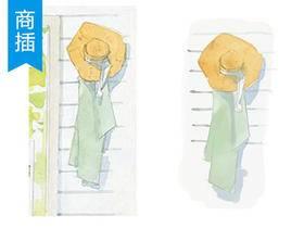 【商插】临摹示范及水彩上色技巧_插画教程