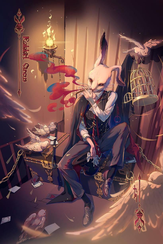 兔子马戏团-魔术第2张图片