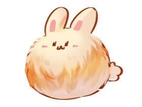 【日系教程】SAI2 Q版兔兔上色过程_绘画教程